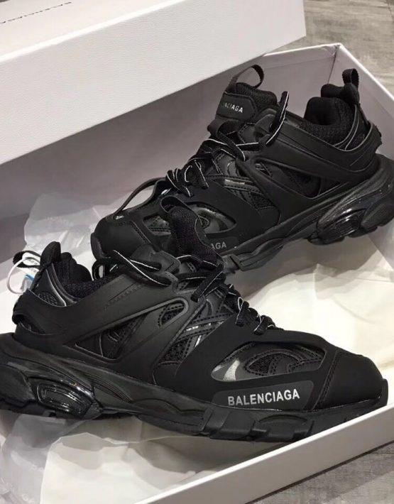 BALENCIAGA TRACK SNEAKERS BLACK