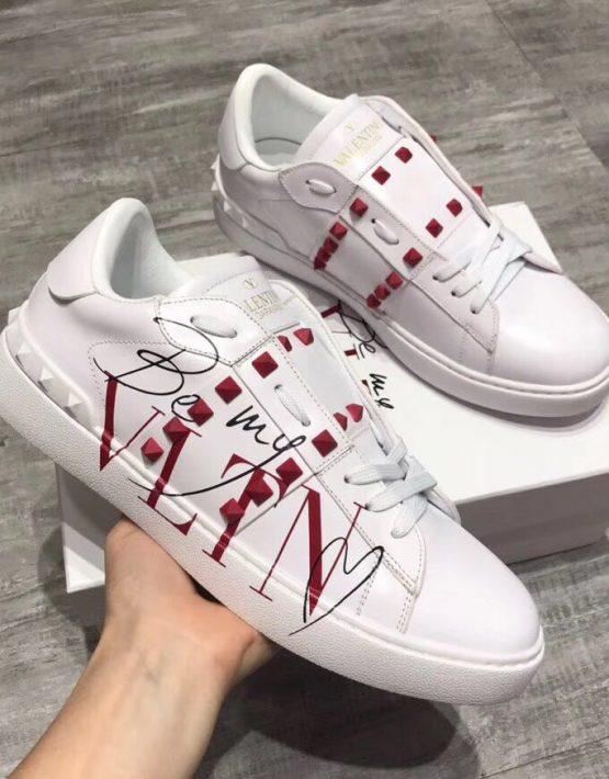 Valentino VLTN Open White Sneaker