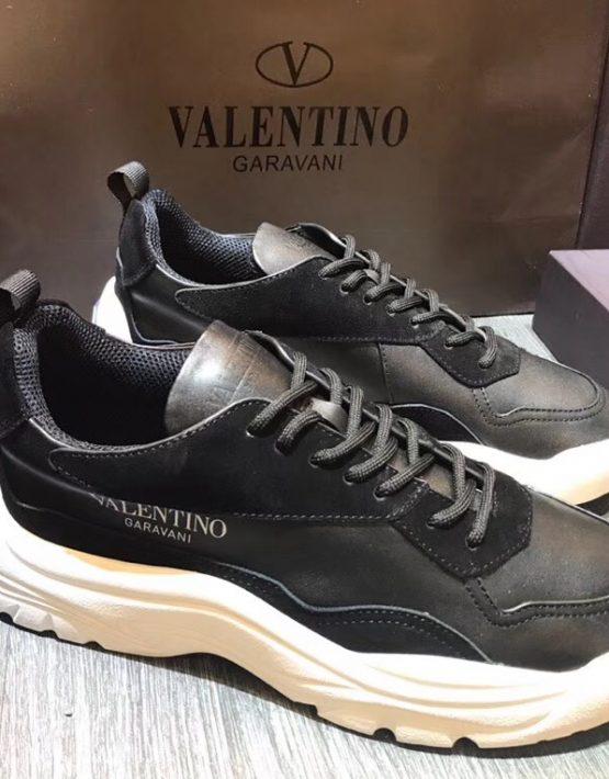 Valentino Black Sneaker 2018