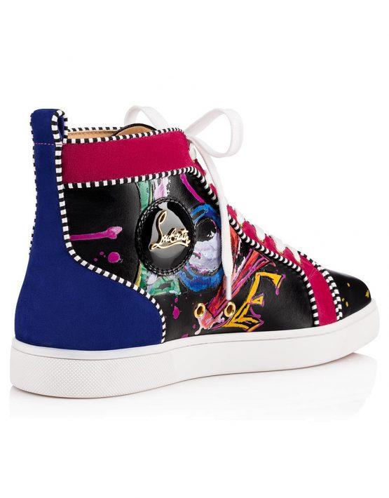 Louboutin Louis Orlato Love Sneakers